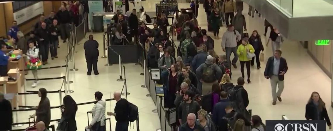 A record-breaking 115 million Americans expected to travel this holiday season