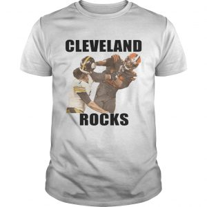Cleveland Rocks Rudolph Started It  Unisex