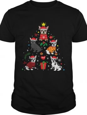 French Bulldog Christmas Ornament Tree Decor shirt