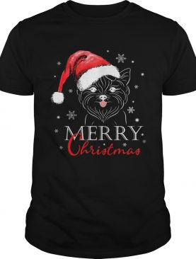 Merry Christmas Yorkshire Santa shirt