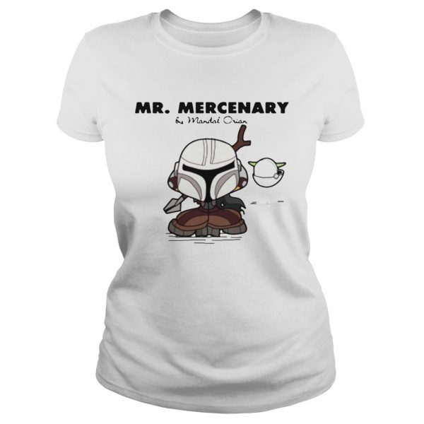 Mr Mercenary  Classic Ladies