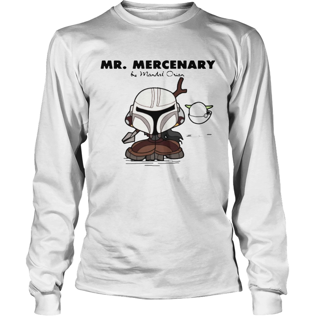 Mr Mercenary LongSleeve