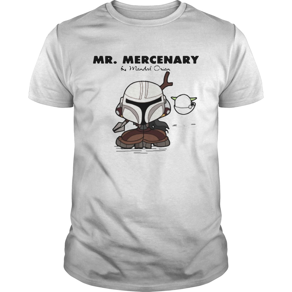 Mr Mercenary Unisex