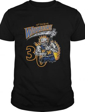 Out For Blood Warriors shirt