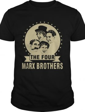The four marx brothers shirt