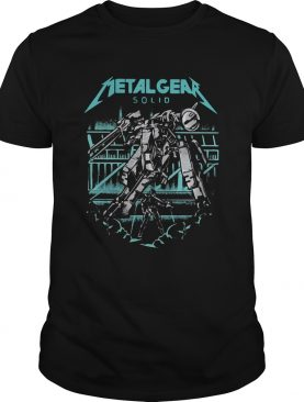 Heavy Metal Gear Solid shirt