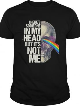 Pink Floyd Time Theres Someone In My Head But Its Not Me shirt