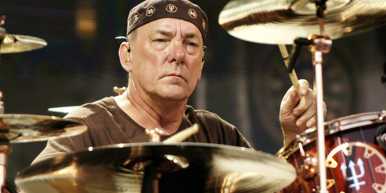 Rush Drummer And Lyricist Neil Peart Has Died