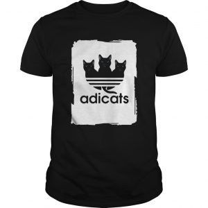 Cats black Adicats  Unisex