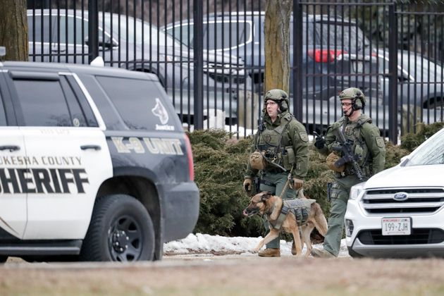 'Multiple Fatalities' In Shooting At Molson Coors Brewing Headquarters In Milwaukee