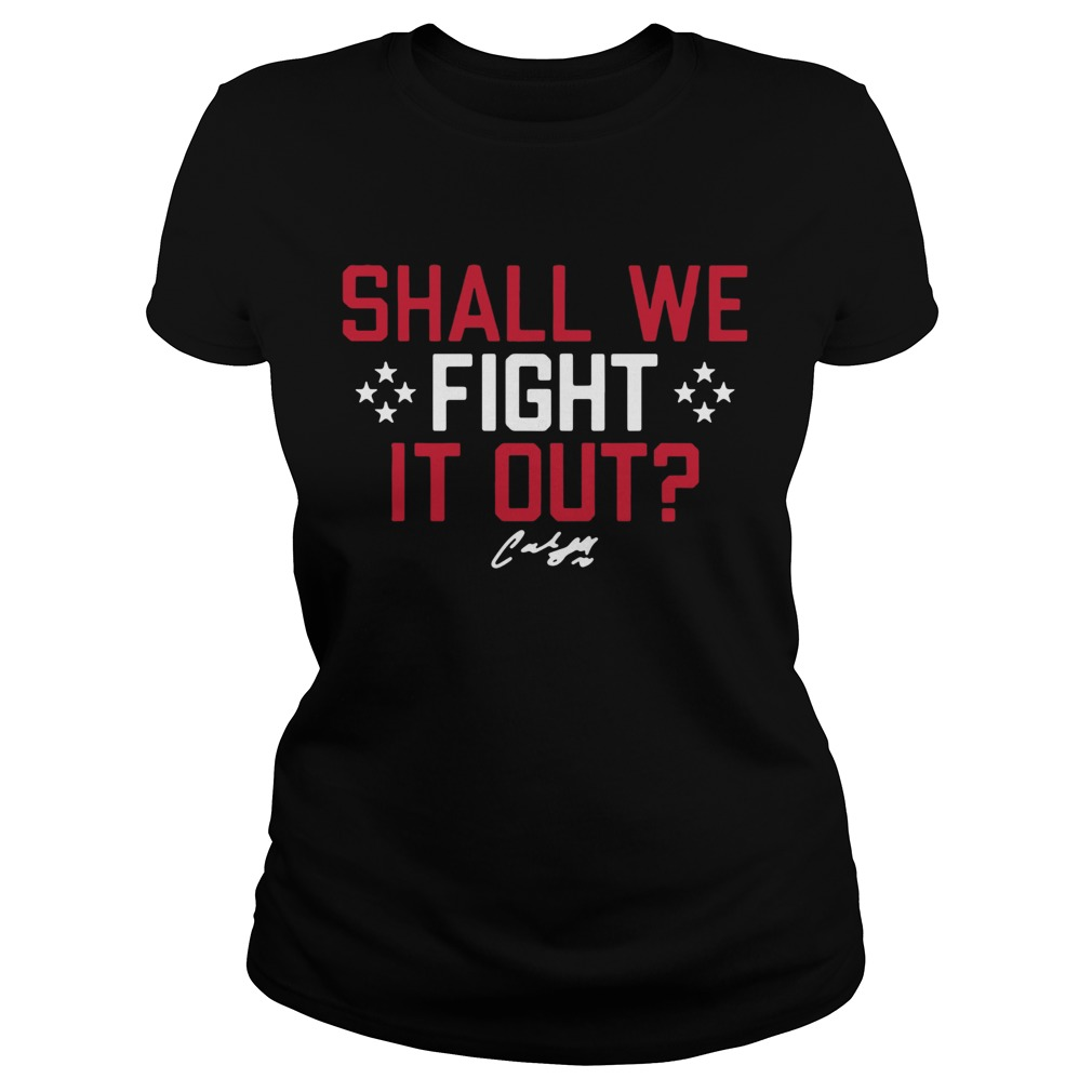 Shall We Fight it Out USWNTPA Classic Ladies