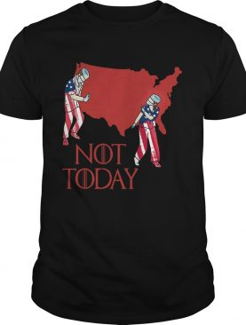 American Nurse Not Today shirt