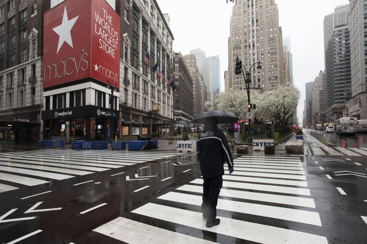 Macy's to furlough 'majority' of workers starting this week because of coronavirus