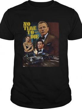No Time To Die 007 shirt