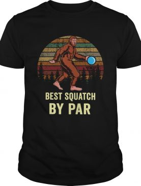 Sasquatch Disc Golf Gift Bigfoot Vintage shirt