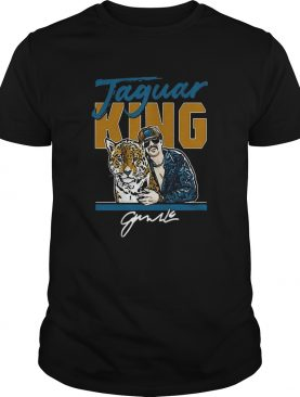 Jaguar King Jacksonville Tiger King shirt