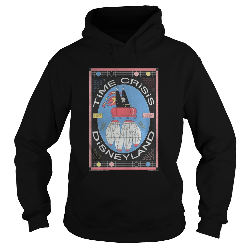 Time Crisis Live From Disneyland 2021 Hoodie