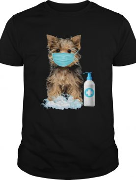 Yorkshire Terrier Lover Face Mask shirt