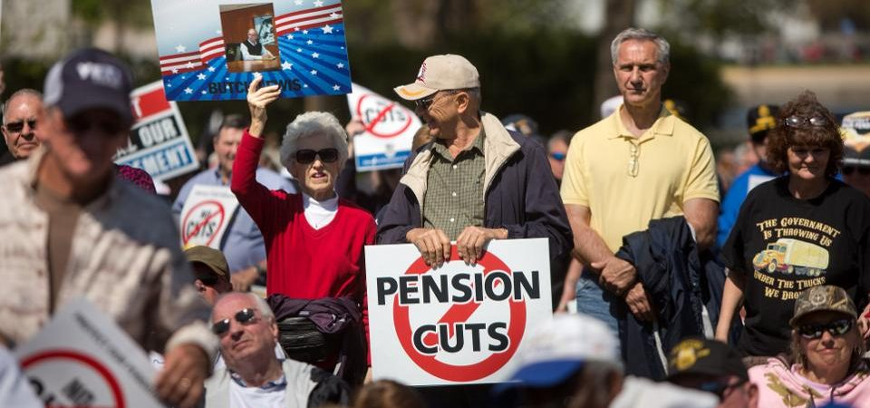 Hidden in the HEROES Act, A New Multiemployer Pension Plan Bailout