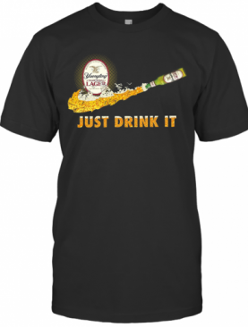 Yuengling Traditional Lager Just Drink It T-Shirt