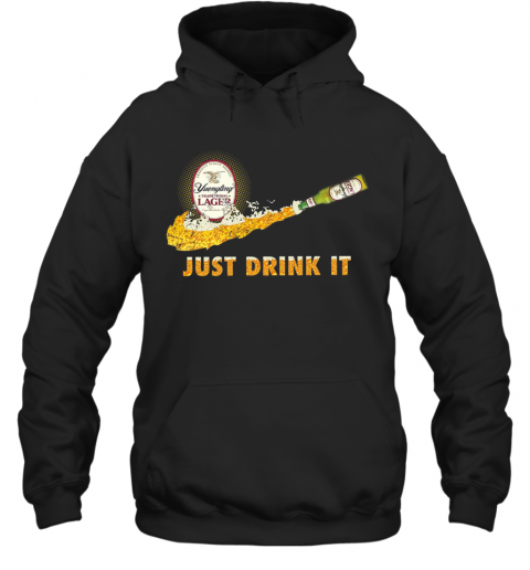 Yuengling Traditional Lager Just Drink It T-Shirt Unisex Hoodie