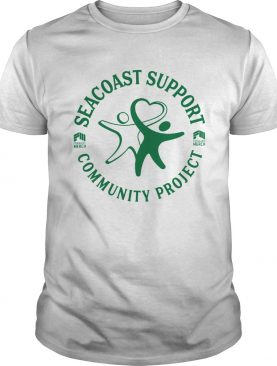 Forward Merch Seacoast Support Community Project shirt