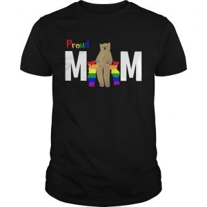 Lgbt bears proud mom  Unisex