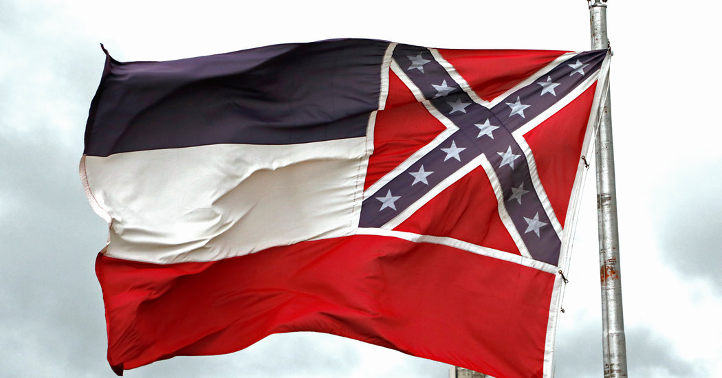 Mississippi Lawmakers Vote to Retire State Flag Rooted in the Confederacy