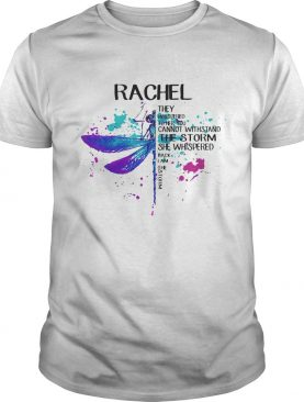 Rachel They Whispered To Her You Cannot Withstand The Storm She Swishpered Watercolor Dragonfly shi
