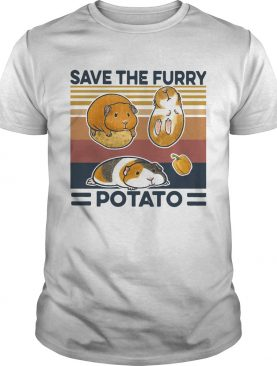 Save The Furry Potato Vintage shirt