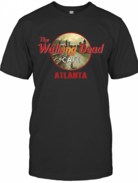 The Walking Dead Cafe Atlanta T-Shirt