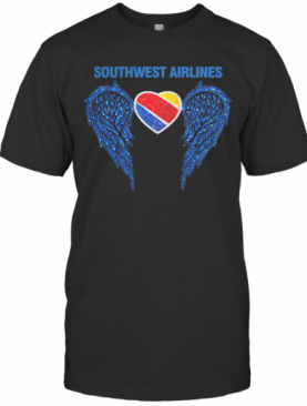 The Wings Southwest Airlines Logo Diamond T-Shirt