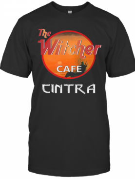 The Witcher Cafe Cintra Sunset T-Shirt