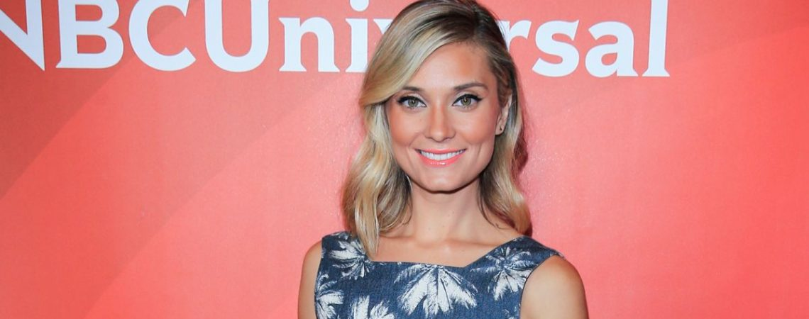 Actress Spencer Grammer injured after trying to break up altercation, NYPD police source says