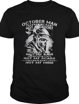 Veteran skull october man you know my name not my story you see my smile not my pain not my scars y