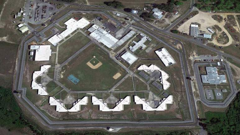 3 inmates, 2 staff injured in disturbance at Ware State Prison