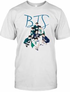 Bts Band Angels Of Army Sports T-Shirt