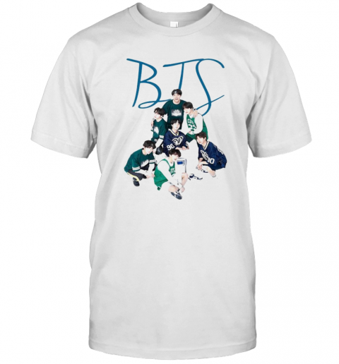 Bts Band Angels Of Army Sports T-Shirt Classic Men's T-shirt