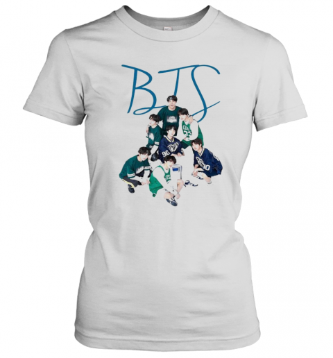Bts Band Angels Of Army Sports T-Shirt Classic Women's T-shirt
