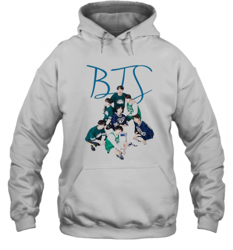 Bts Band Angels Of Army Sports T-Shirt Unisex Hoodie