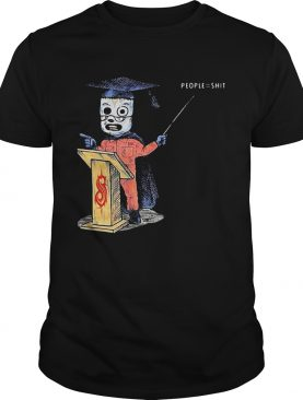 Graduating People Shit shirt