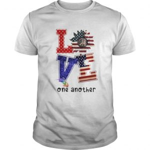 Independence day sunflower love feather one another  Unisex
