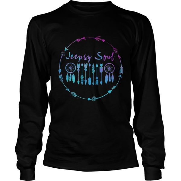 Jeepsy Soul  Long Sleeve
