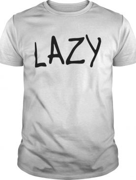 Lazy Womens Loose Fit shirt
