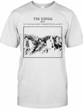 The Kinks Are The Village Green Preservation Society Picture T-Shirt