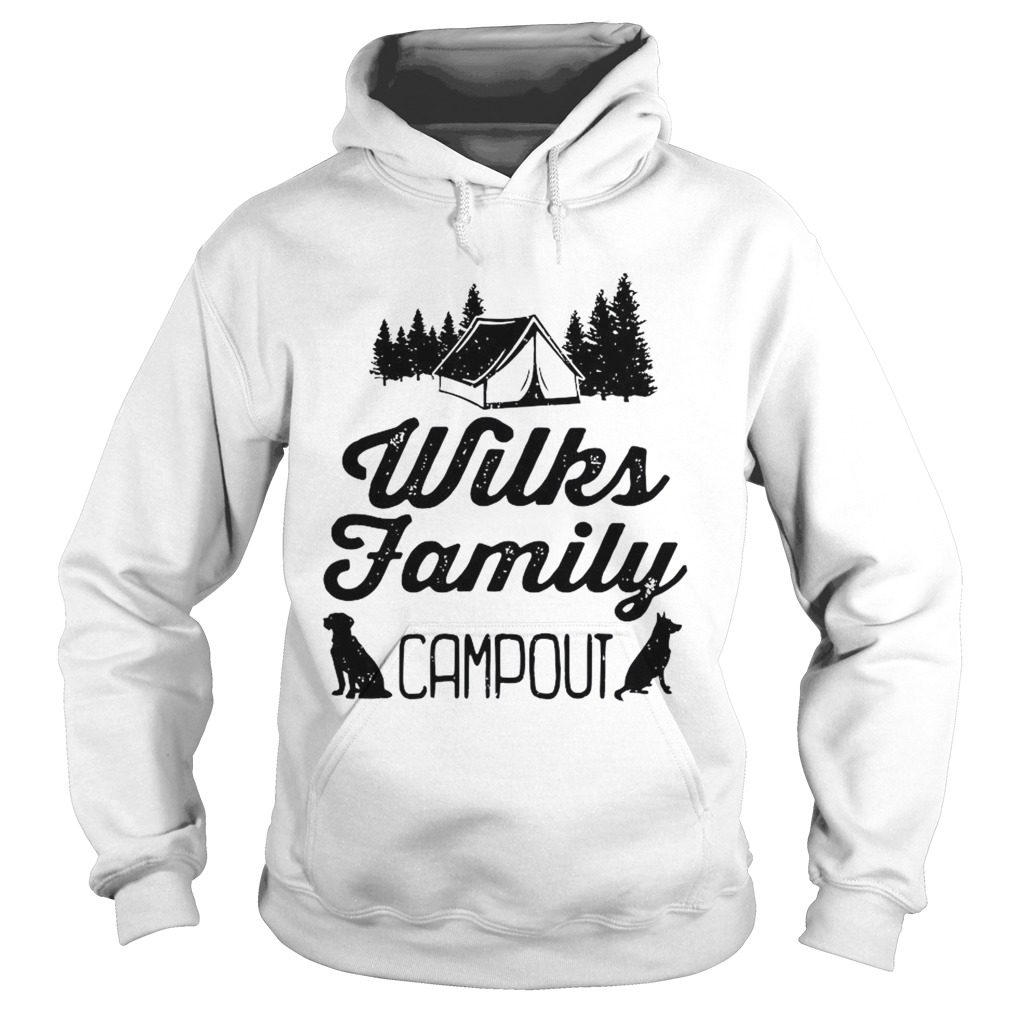 Wilks Family Campout Hoodie