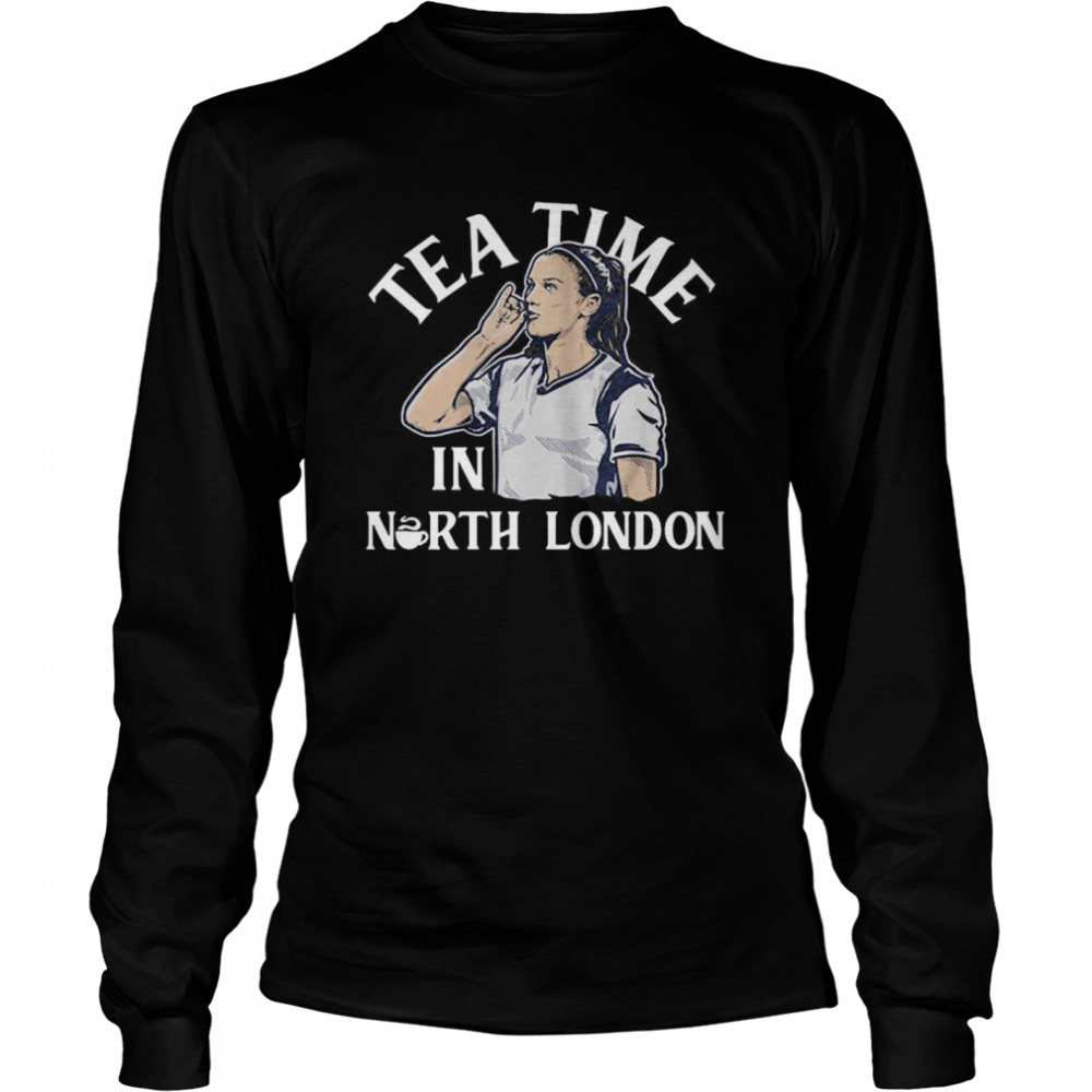Alex Morgan Tea Time in North London USWNTPA Long Sleeved T-shirt