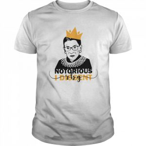 Awesome Notorious RBG I Dissent  Classic Men's T-shirt