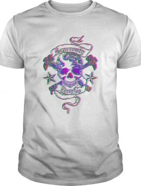 Brotherhood Of The Skull Emblem Dia De Los Muertos Day Of The Dead shirt