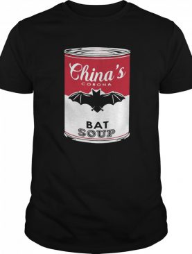 China's Corona Bat Soup shirt